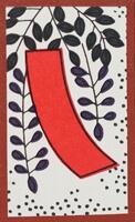 Tanzaku roja